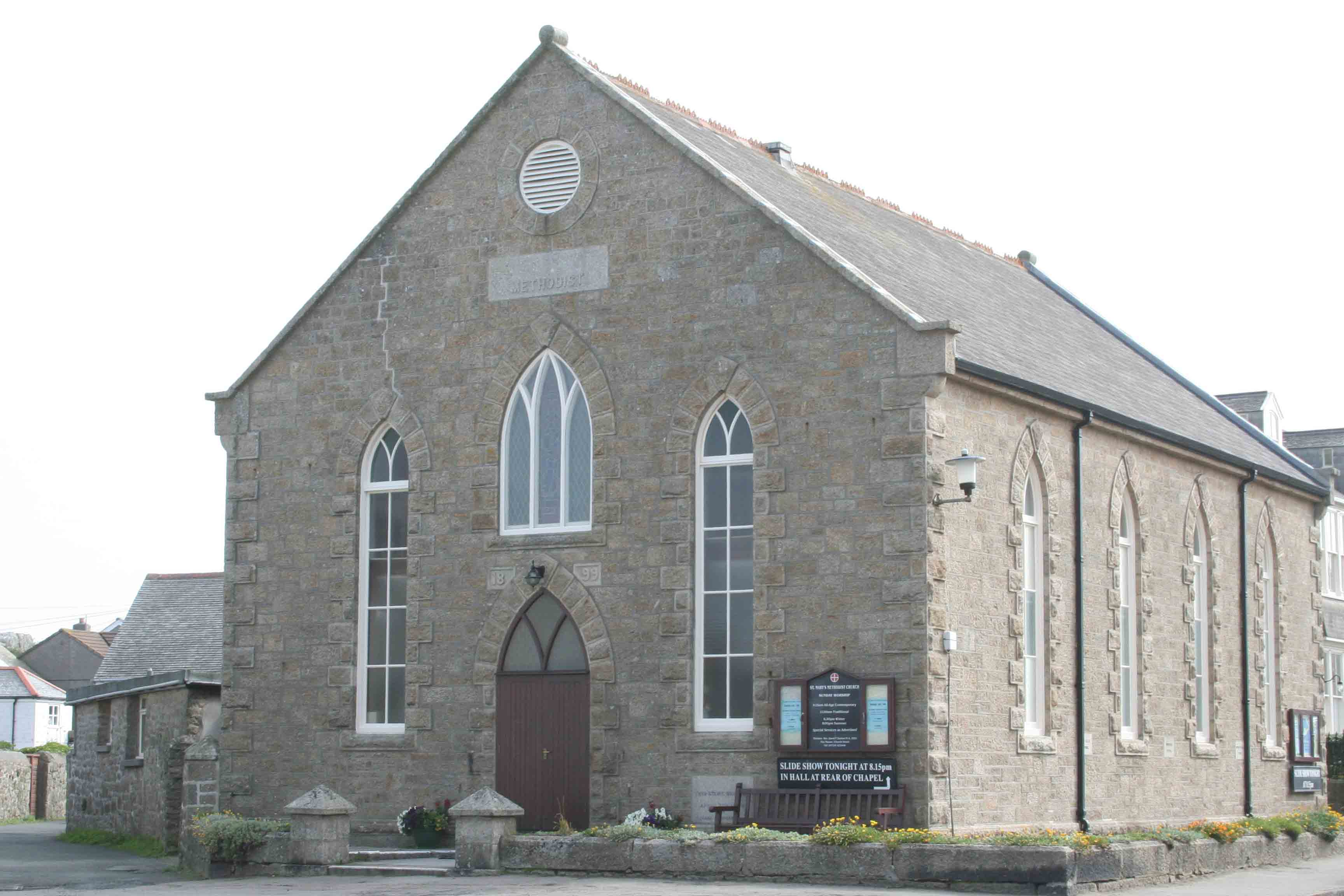 St. Mary's Methodist Church